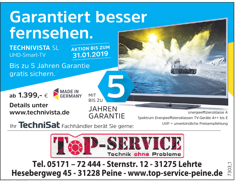 TOP-SERVICE Multimedia Peine GmbH