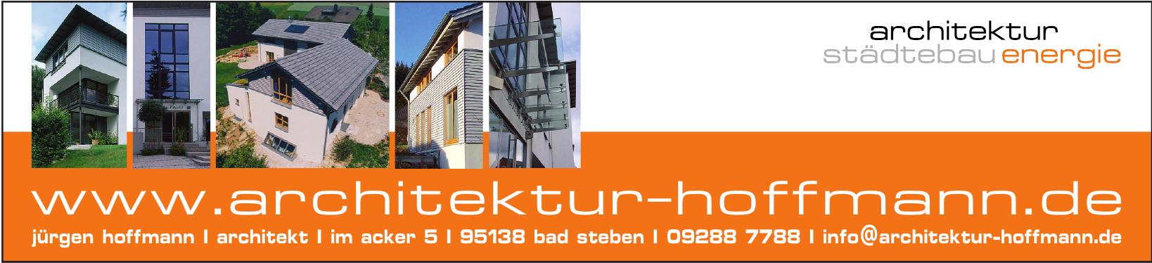 Jürgen Hoffmann - Architekt