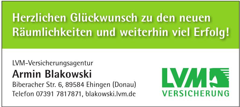 LVM-Versicherungsagentur Armin Blakowski