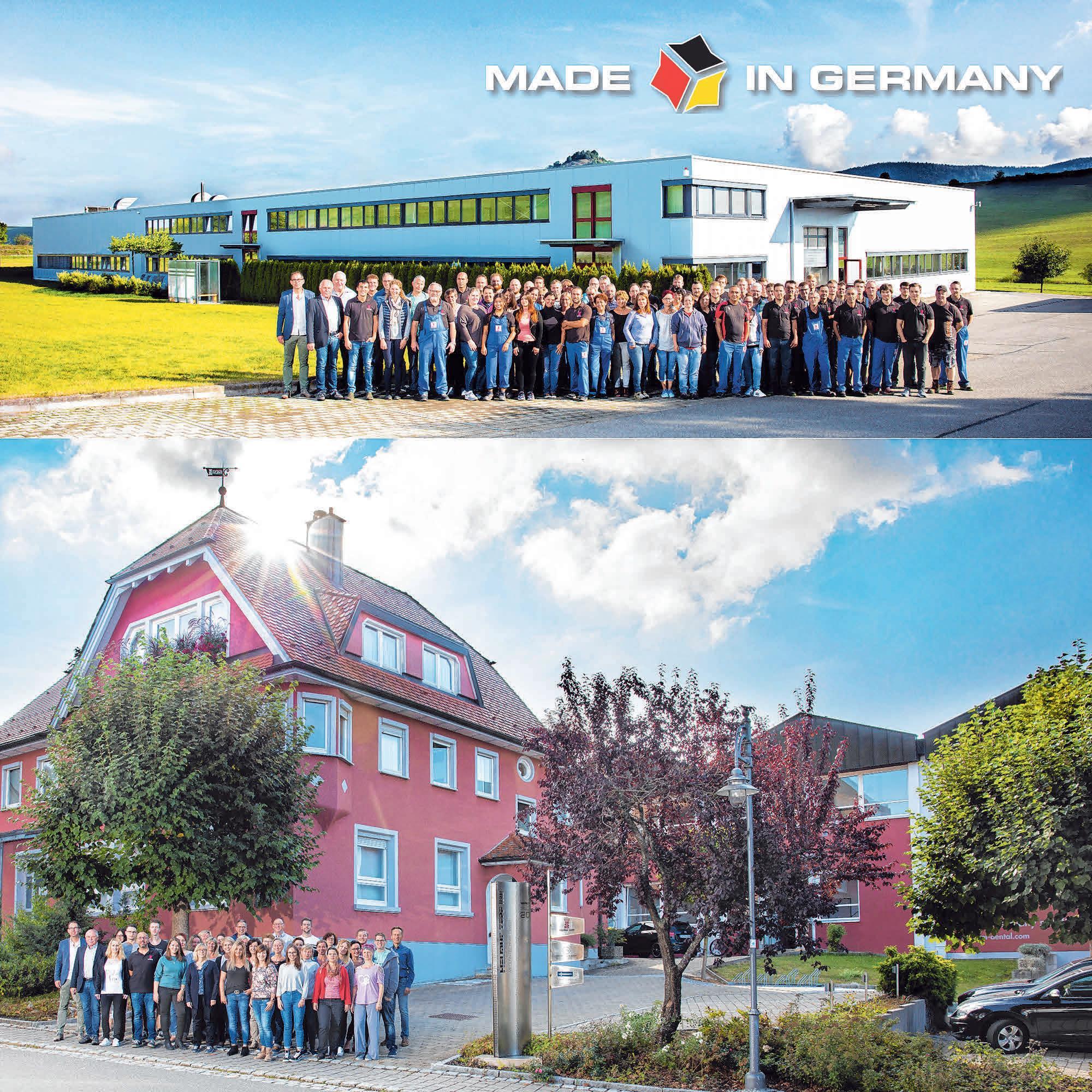 Zwei Standorte hat die Firma Helmut Zepf in Seitingen-Oberflacht. FOTO: ZEPF