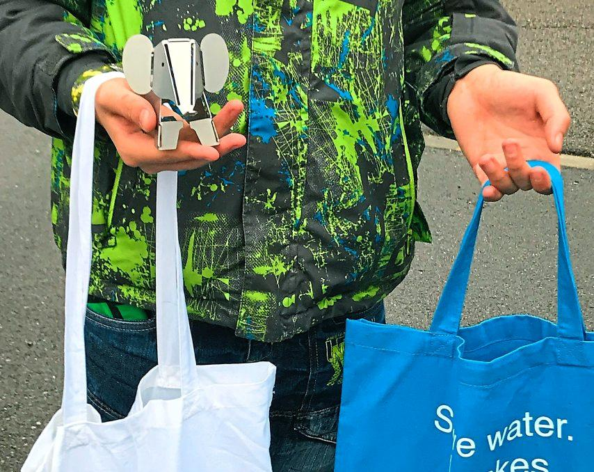 Das Handwerk einmal selbst erleben, hinter die Kulissen schauen und ein paar Andenken mit nach Hause nehmen – das dürfen die Schüler am Tag der Ausbildung in der Altmühl-Jura Region. Fotos: Altmühl-Jura
