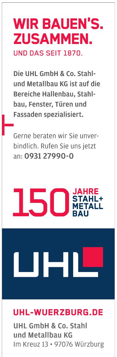 UHL GmbH & Co. Stahl und Metallbau KG