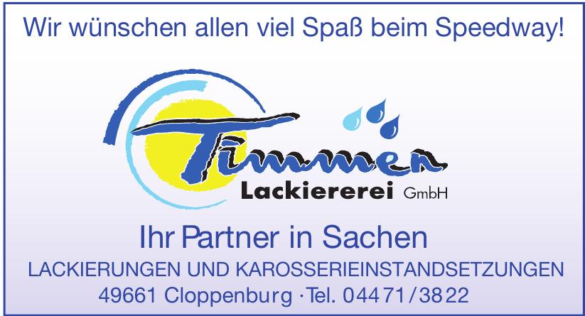 Timmen Lackiererei GmbH