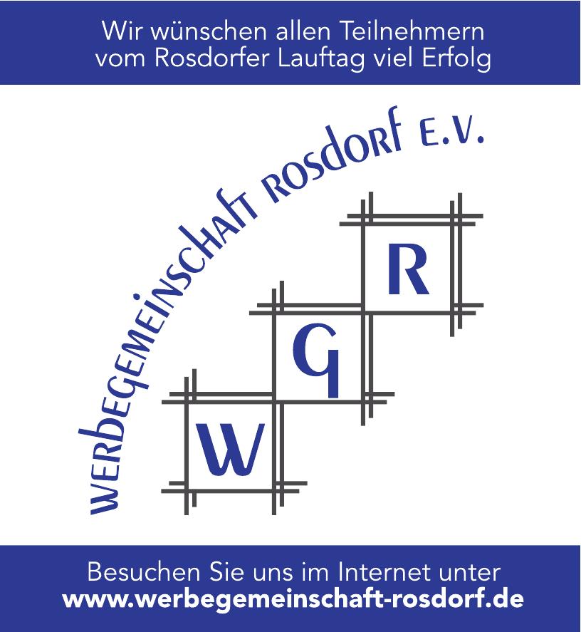 WGR Werbegemeinschaft Rosdorf e.V.