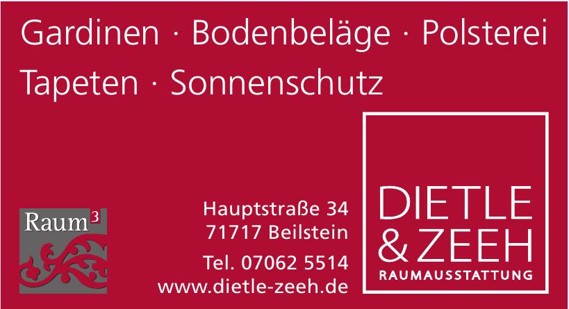 Dietle & Zeeh Raumausstattung
