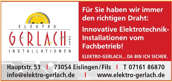 Elektro Gerlach GmbH