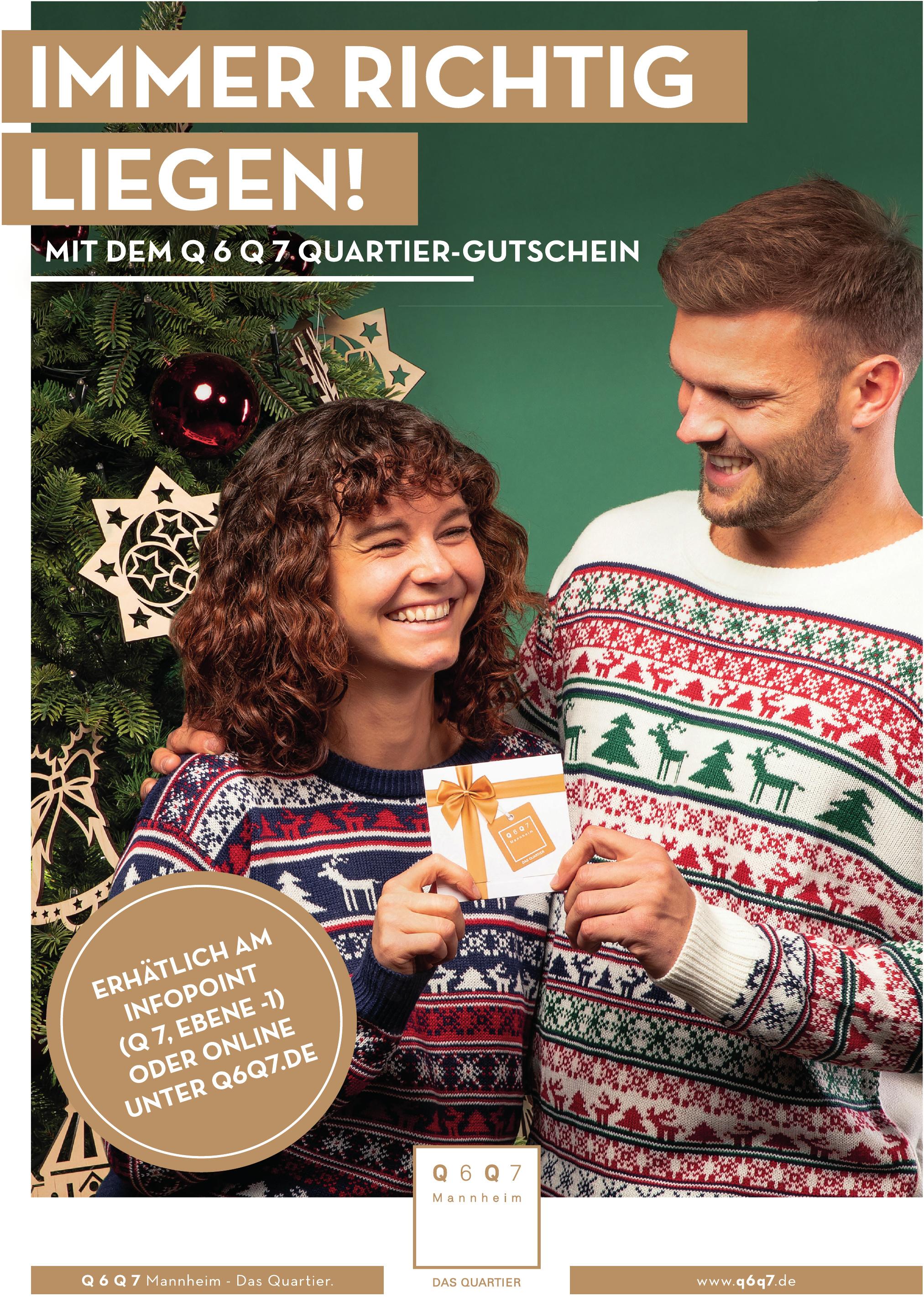 Q 6 Q 7 Mannheim - Das Quartier