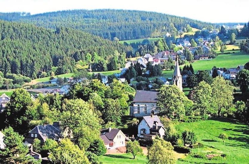 Herzlich willkommen zur Kirmes in Scheibe-Alsbach!