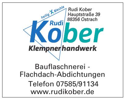 Rudi Kober