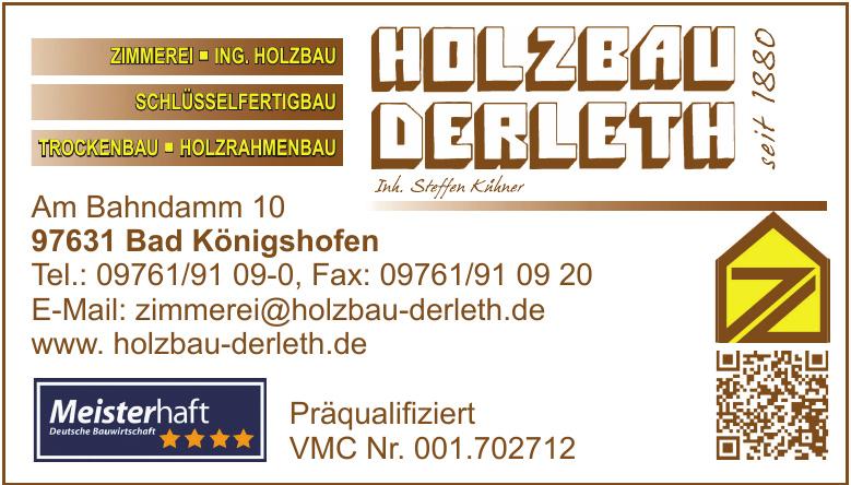 Holzbau Derleth