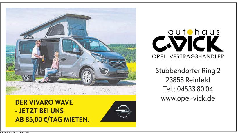 Autohaus Opel Vick