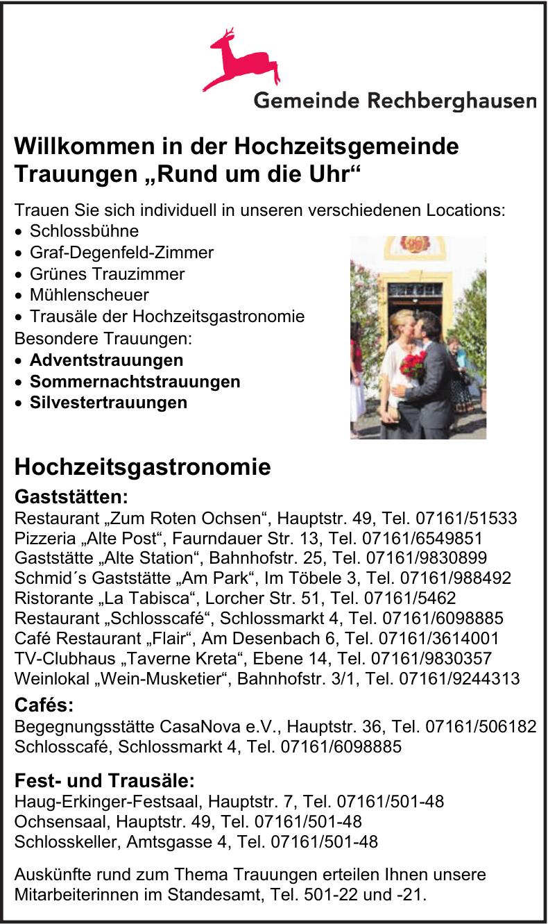 Gemeinde Rechberghausen