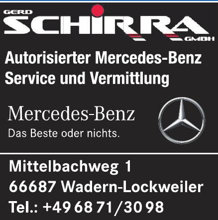 Autohaus GERD SCHIRRA GmbH