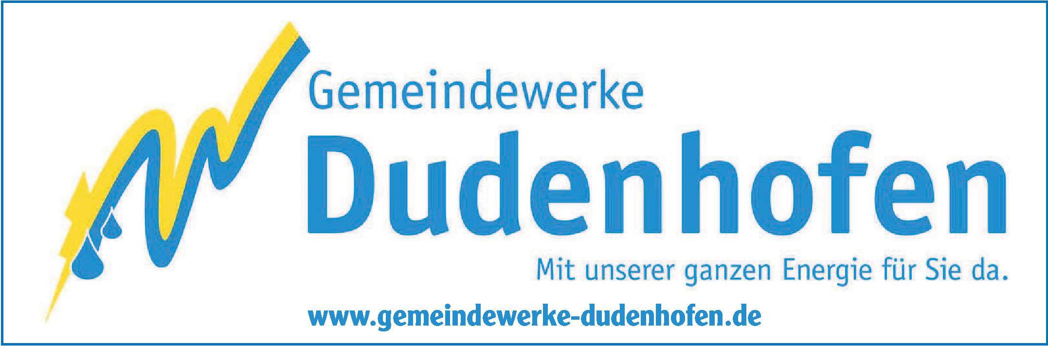 Gemeindewerke Dudenhofen