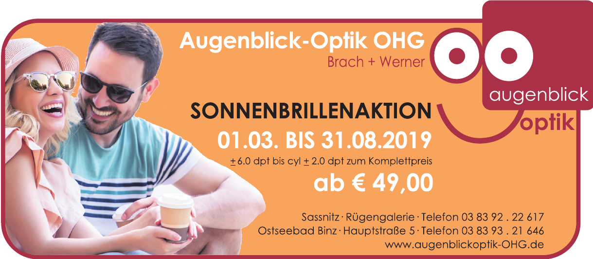 Augenblick-Optik OHG Brach+Werner