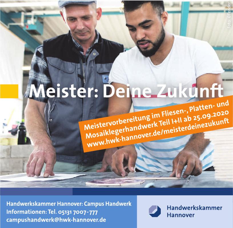 Handwerkskammer Hannover: Campus Handwerk