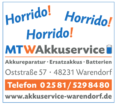 MTW Akkuservice