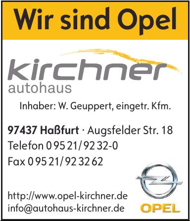 Kirchner Autohaus