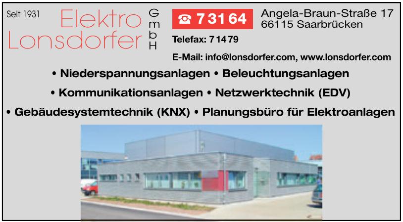 Elektro Lonsdorfer GmbH