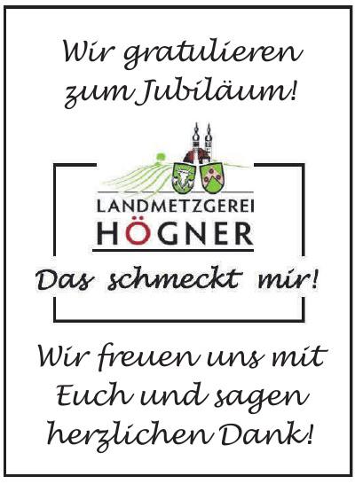Landmetzgerei Högner