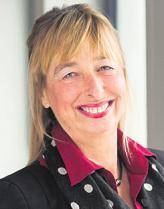 Bettina Schniggenberg, Abteilungsleiterin in der IBB