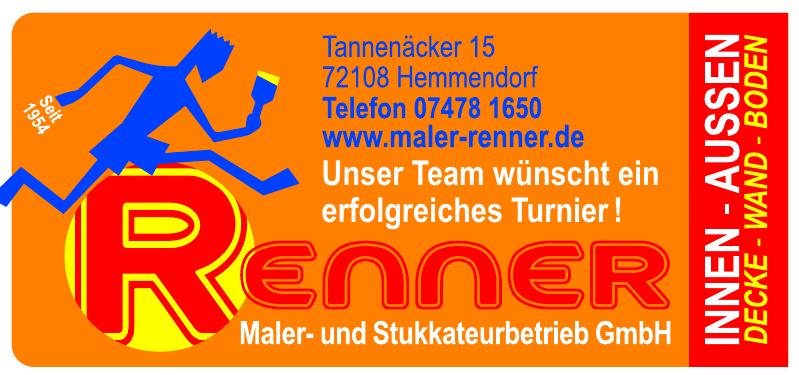 Renner- Maler- und Stukkateurbetrieb GmbH