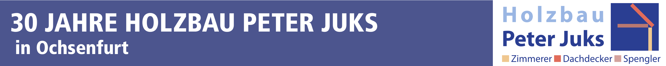 Seit drei Jahrzehnten steht der Name Holzbau Juks für Qualität Image 1