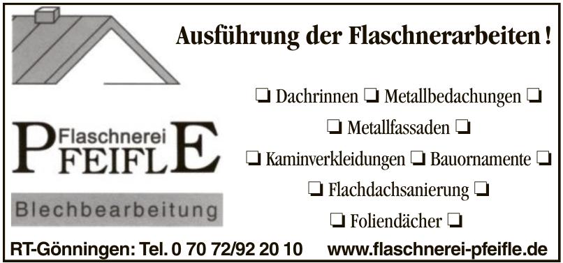Flaschnerei Pfeifle