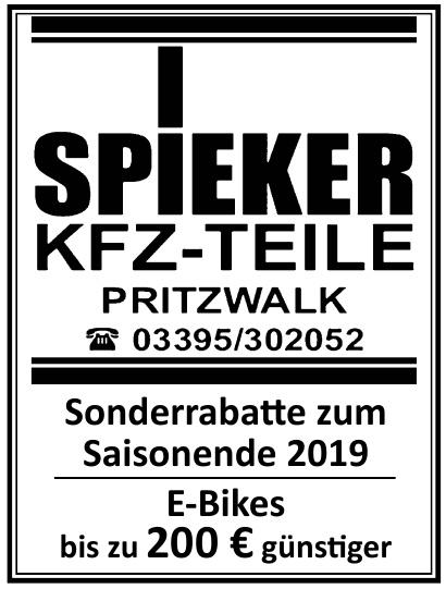 Spieker Kfz-Teile