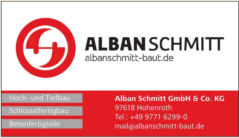 Alban Schmitt GmbH & Co. KG
