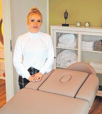 Spezialisiert hat sich die Betzdorferin auf Hautanalyse und -kenntnis sowie auf apparative Kosmetik.
