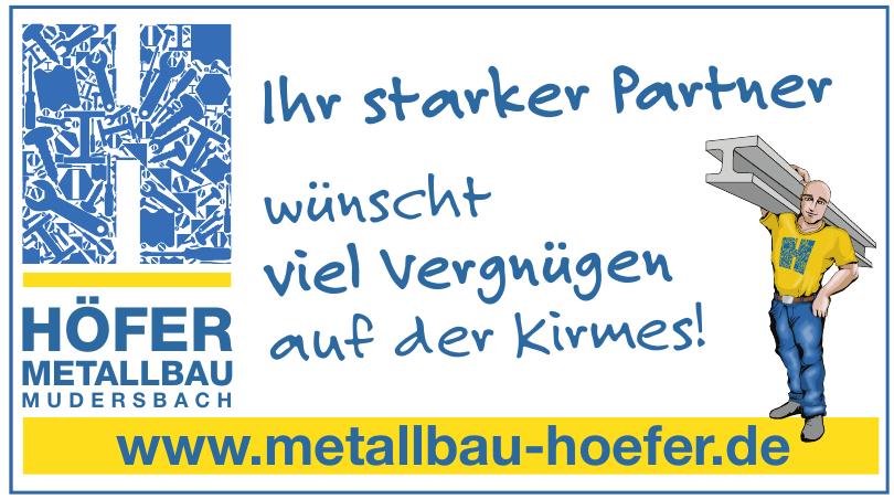Höfer Metallbau