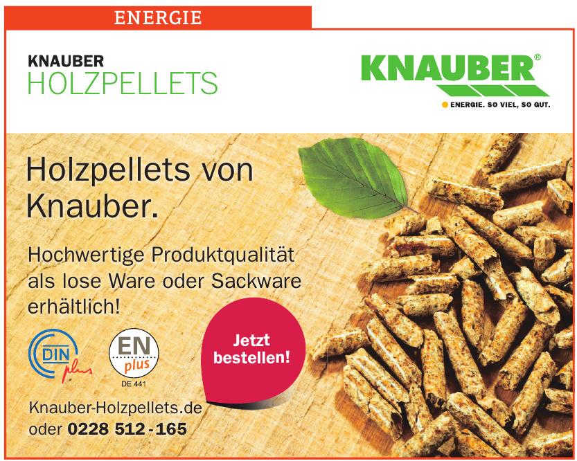 Knauber Holzpellets