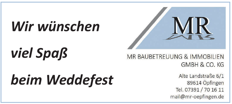 MR Baubetreuung & Immobilien Gmbh & Co. KG