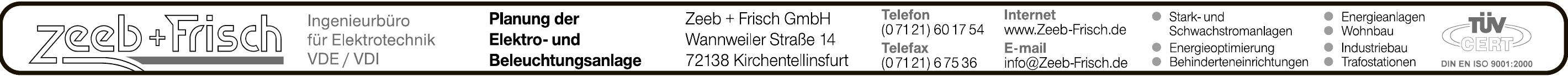 Zeeb + Frisch Gmbh