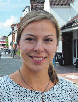 Lina Koop. Foto: bg