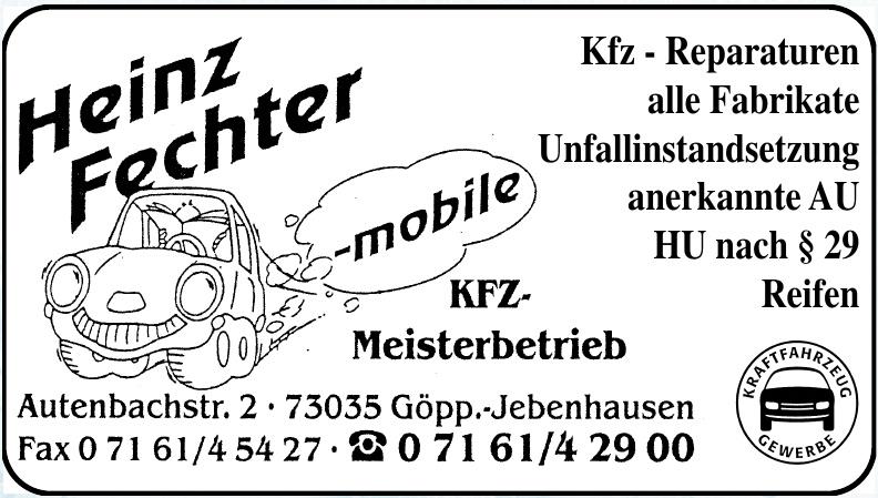 Heinz Fecher