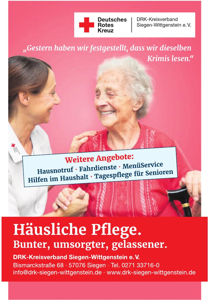 DRK Kreisverband Siegen-Wittgenstein e.V