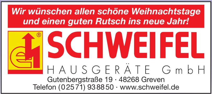 Schweifel Hausgeräte GmbH