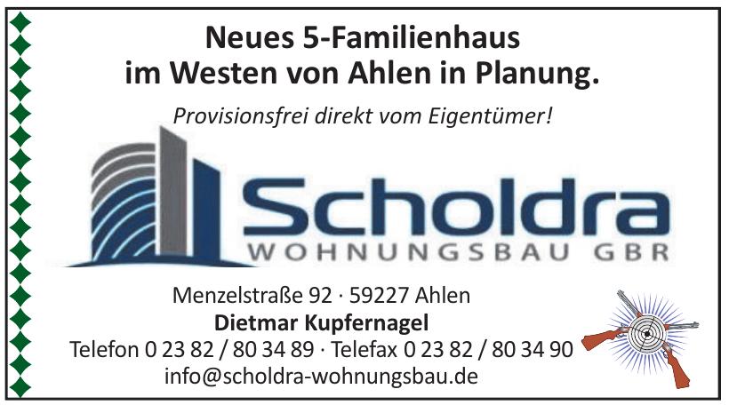 Scholdra Wohnungsbau GbR