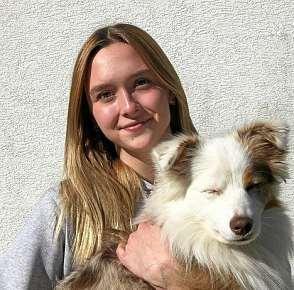 Carolin Bluhm (17) FOTO: C. BLUHM