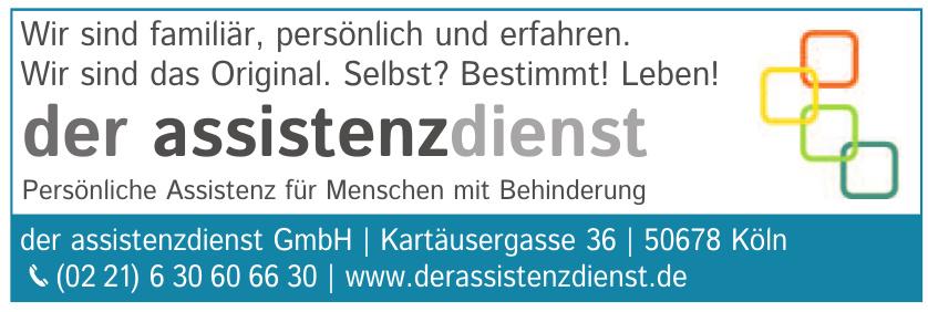 der assistenzdienst GmbH