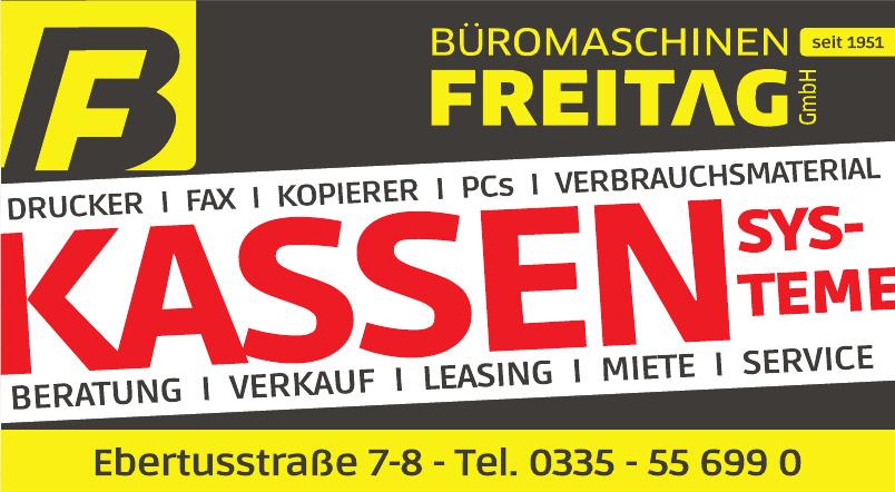 Büromaschinen Freitag GmbH