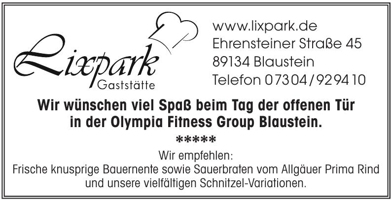 Lixpark Gaststätte
