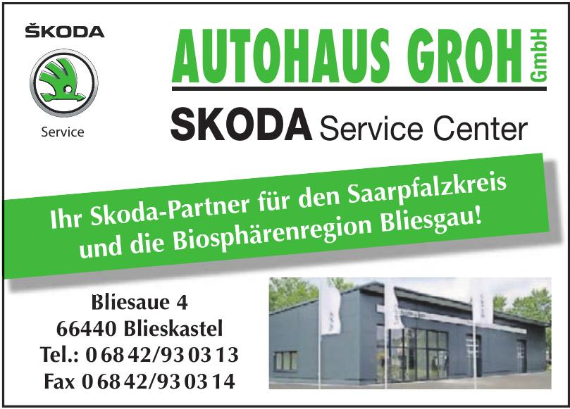 Autohaus Groh GmbH