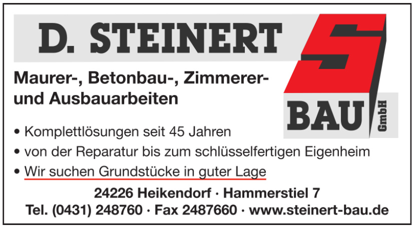 D. Steinert Bau GmbH