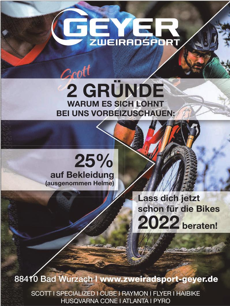 Geyer Zweiradsport