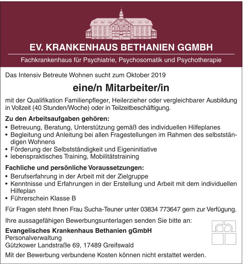 Evangelisches Krankenhaus Bethanien gGmbH