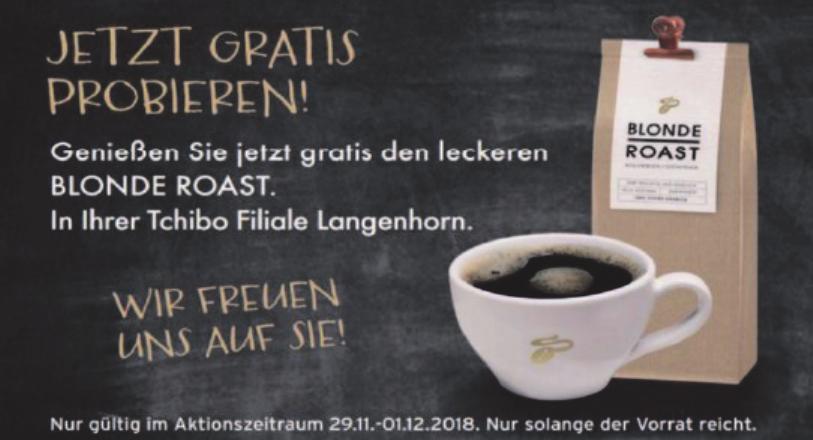 Tchibo Filiale Langenhorn