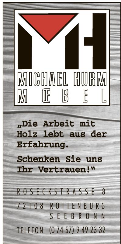 Michael Hurm Möbel